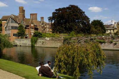 Cambridge University 1998-2002